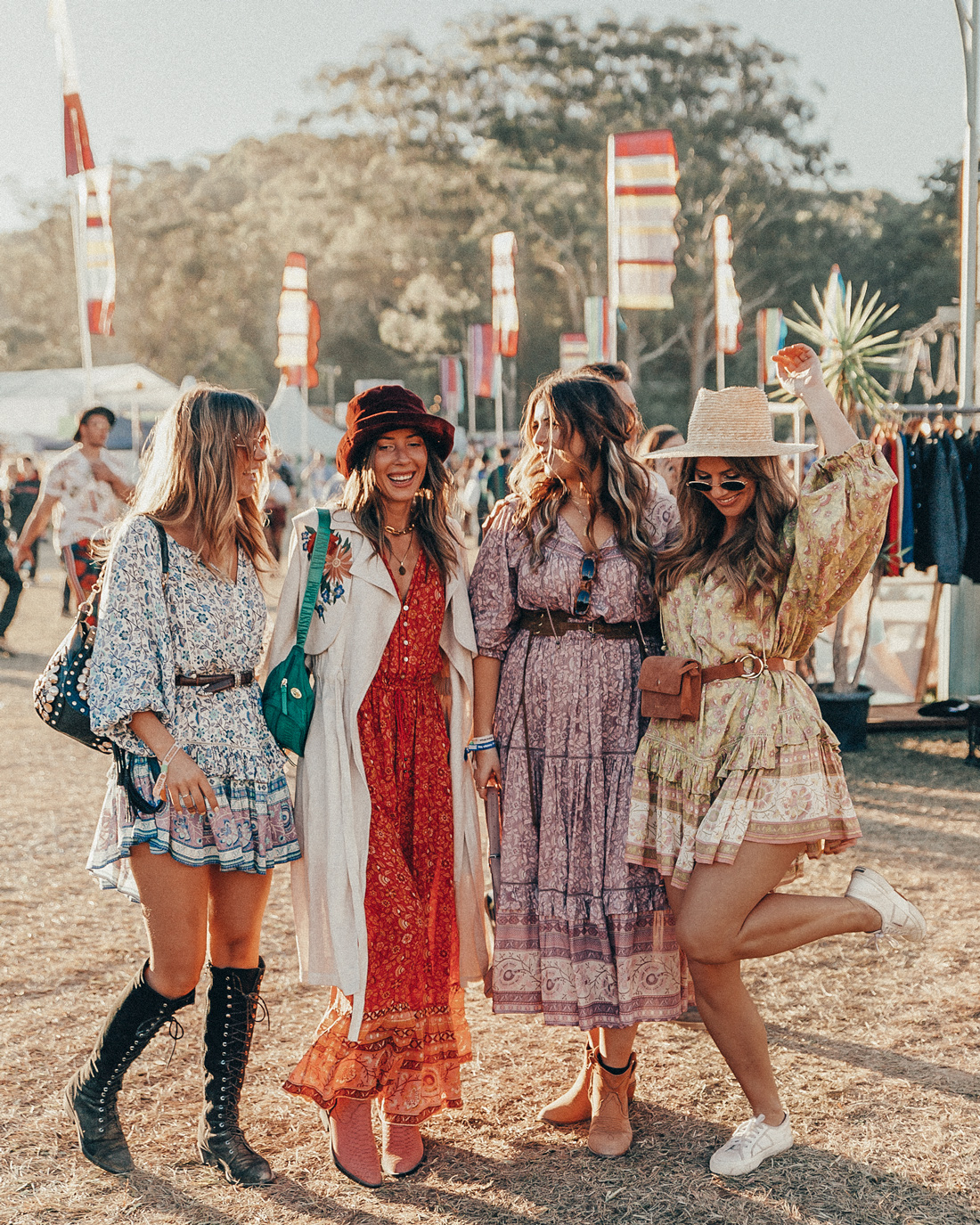 music festival fashion spell