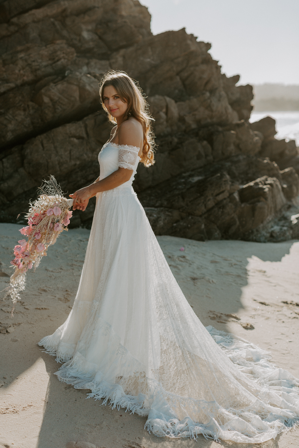 Grace Loves Lace Fabienne wedding dress